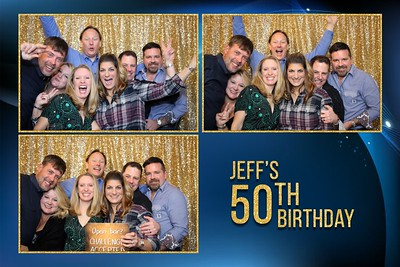 Jeff's 50th Celebration