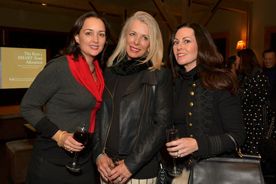 Melissa DiVita, Cynthia Hills and Triva Von Klark