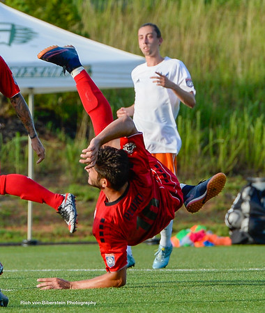 7/7/16 Atlanta Silverbacks vs. Carolina Railhawks NPSL