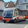 Stagecoach 'Bognor Star' Optare Solo SR YJ14BVH 47932 in Bognor Regis on the 62 to Rose Green.
