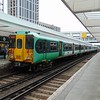 Southern Class 455 no. 455826 at East Croydon.