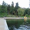 Maydenbauer Bay on Lake Washington, Bellevue, WA.