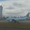 Air Canada Airbus A319 C-GBIP at Seattle Tacoma Airport.
