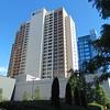 The Hyatt Regency hotel in downtown Bellevue, WA.