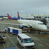 Compass Airlines Delta Connection Embraer E175 N617CZ at Seattle-Tacoma Airport.