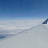 Flying from Seattle-Tacoma Airport to Calgary on a Skywest Delta Connection Bombardier CRJ-900.