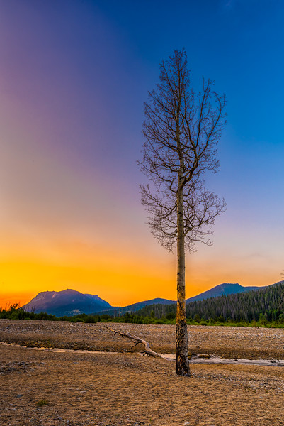 Sunrise-Rocky Mountain NP