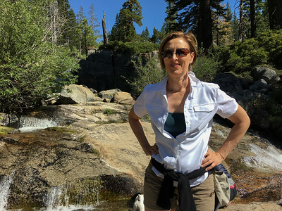 July 4th Holiday 2016 - Hike Up To Squaw High Camp