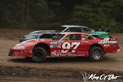 July 8, 2016 - Albany Saratoga - Pro Stocks - Bill McGaffin