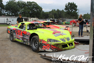 July 8, 2016 - Albany Saratoga - Pro Stocks - Jann McGaffin