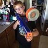 New Nerf Blaster