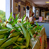 JOED VIERA/STAFF PHOTOGRAPHER-Gasport, NY- Schwab Farm grown corn for sale at Schwab Farm Market.