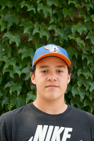 """I picked blue cause all my friends picked blue""-AJ Wertman"