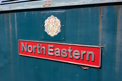47401's nameplate and badge (10/07/2016)