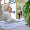 JOED VIERA/STAFF PHOTOGRAPHER- Lockport, NY-Esther Prudden Celebrates her 100th Birthday at Lockport Presbyterian Home.