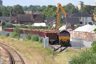 66174 Southampton Up Goods Yard 24/06/16