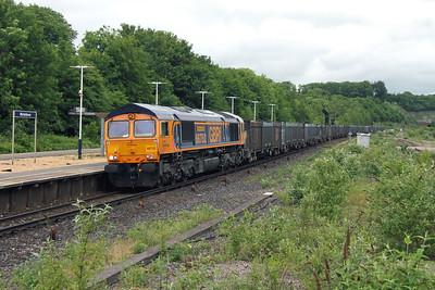 66752 Micheldever 22/06/16 4Y19 Mountfield to Southampton Western Docks