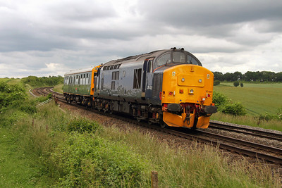 37422 Overton 21/06/16 2Z02 Weymouth to Clapham Junction