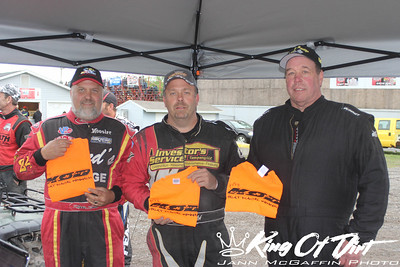 June 12, 2016 - Utica Rome - Pro Stocks - Jann McGaffin