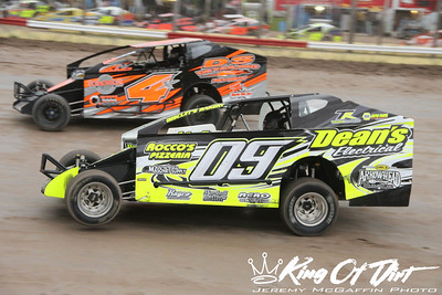 June 12, 2016 - Utica-Rome - Sportsman - Jeremy McGaffin