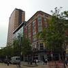 De Keyserlei in central Antwerp.