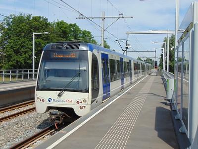 Trams & Metros in The Netherlands