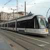 De Lijn Bombardier Flexity 2 tram no. 7324 at Antwerp Central station.