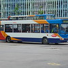 Stagecoach Dennis Dart KV53EYX 34421 at Bedford Bus Station.