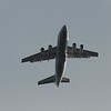 CityJet Avro RJ85 EI-WXA descending into London City Airport.
