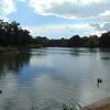 Crystal Palace Park and lakes.