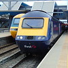 Great Western Railway Class 43 HST power car no. 43171 at Reading on a Swansea service.