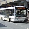 Stephensons Enviro 200 YY15NHU in York on the 181 to Castle Howard.