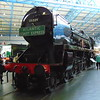 Southern Railway Merchant Navy Class 4-6-0 no. 35029 'Ellerman Lines' at the NRM, York.