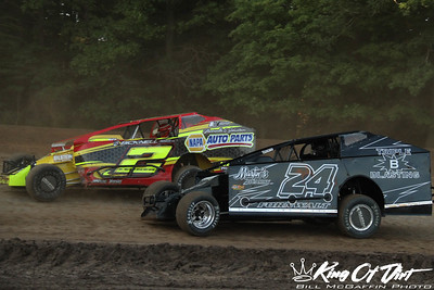 June 24, 2016 - Albany Saratoga  - Sportsman - Bill McGaffin