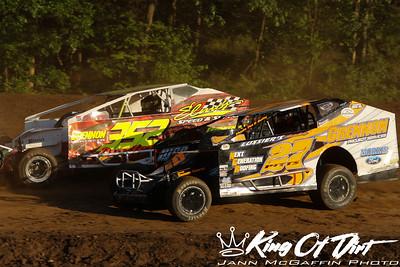 June 24, 2016 - Albany Saratoga - Sportsman - Jeremy McGaffin