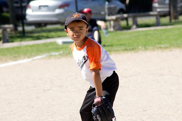 June 4th Baseball Game