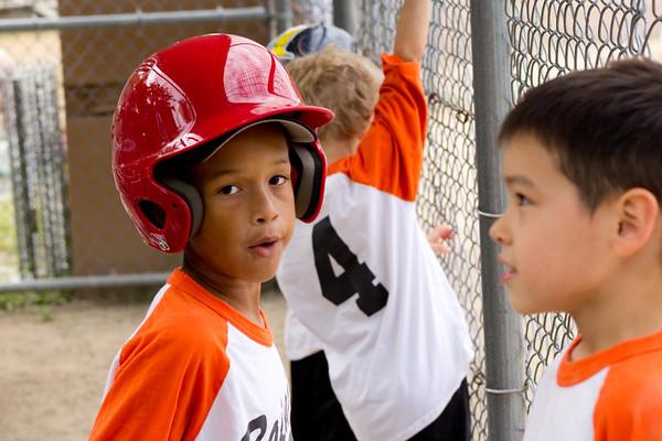 Last Baseball Game