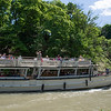 JOED VIERA/STAFF PHOTOGRAPHER-Lockport, NY-People travel the Canal on a cruise.