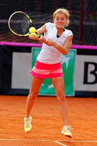 01.01e Maja Chwalinska - Team Poland - Junior Davis and Fed Cup Finals 2016