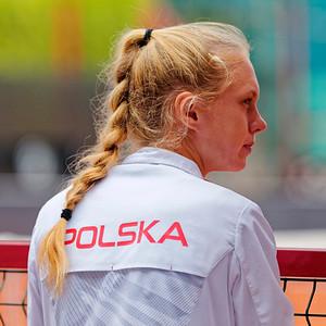 01.01c  Stefania  Rogozinska-Dzik - Team Poland - Junior Davis and Fed Cup Finals 2016