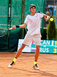 01.02d Alen Avidzba - Team Russia - Junior Davis and Fed Cup Finals 2016