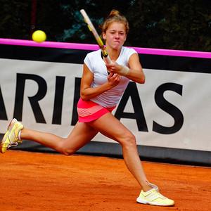 01.01f Maja Chwalinska - Team Poland - Junior Davis and Fed Cup Finals 2016