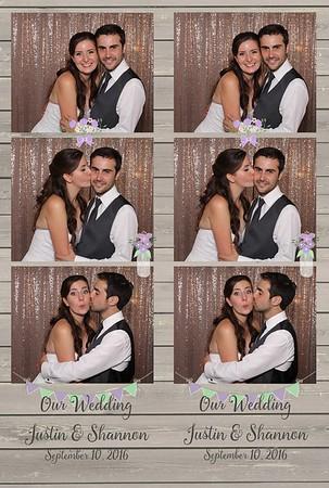 Justin & Shannon's Wedding