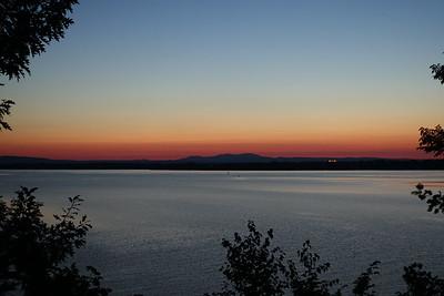 Camp Kiniya Sunset