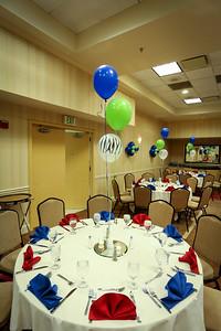 Kiran's 1st Birthday Party