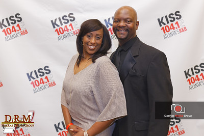 Kiss104's New Years Party