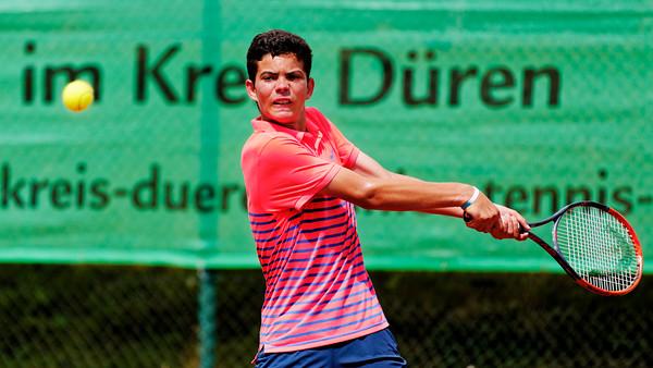 02 Natan Rodrigues - Kreis Düren Junior Tennis Cup 2016