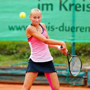 03c Darya Astakhova - Kreis Düren Junior Tennis Cup 2016