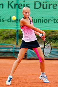 03a Darya Astakhova - Kreis Düren Junior Tennis Cup 2016
