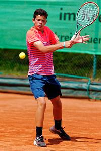 02a Natan Rodrigues - Kreis Düren Junior Tennis Cup 2016